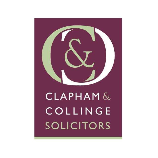 Clapham and Collinge Solicitors Logo