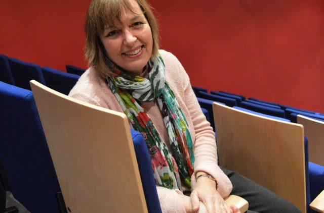 Debbie Thompson, Sheringham Little Theatre director