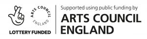 National Lottery Arts Council logo