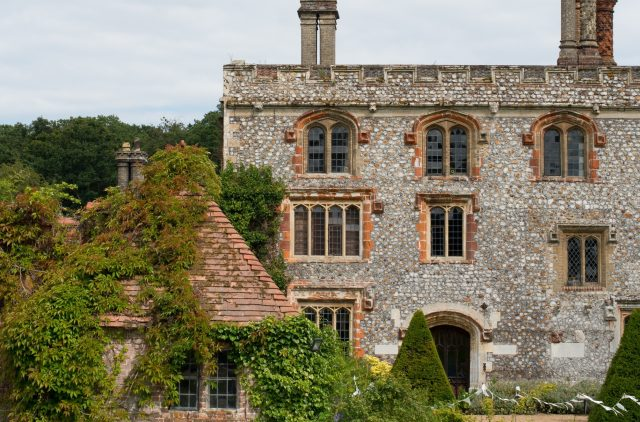 Mannington Hall - venue for a fundraising music event for Sheringham Little Theatre