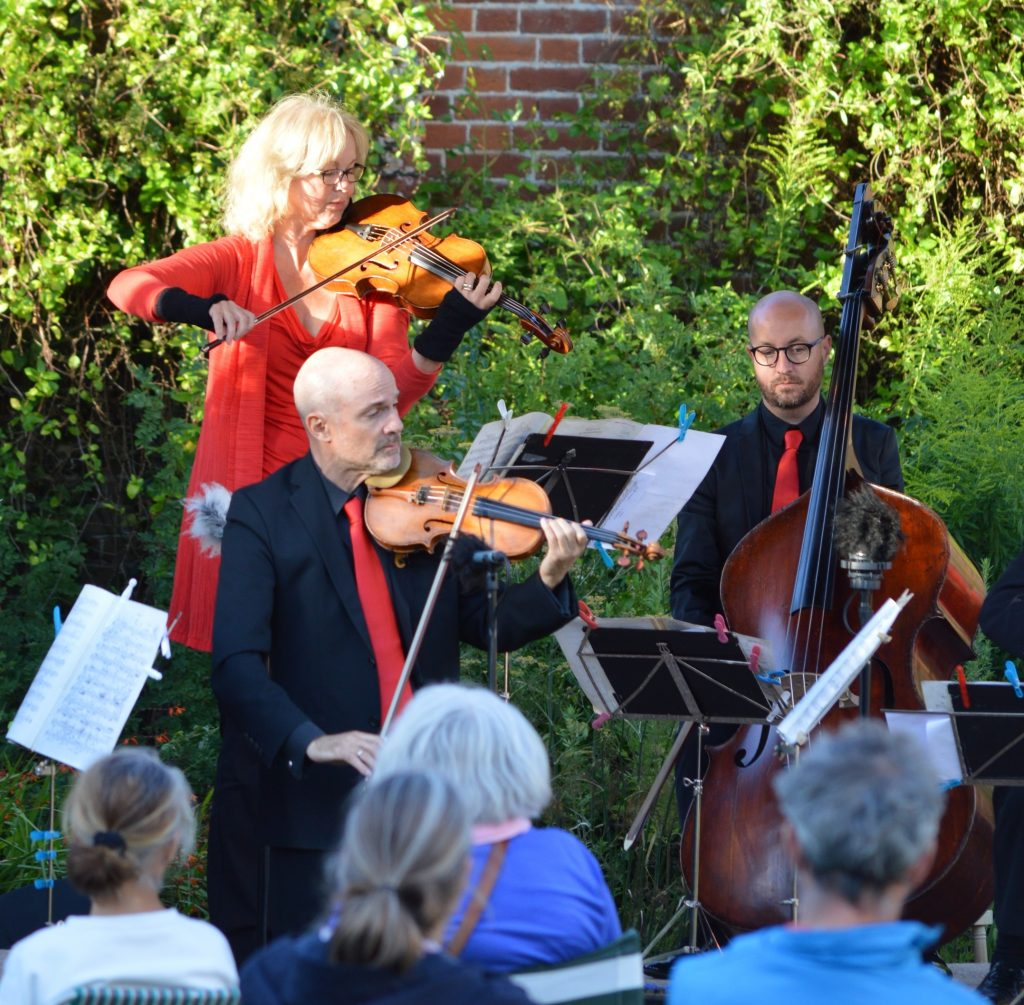 London Mozart Players at Mannington